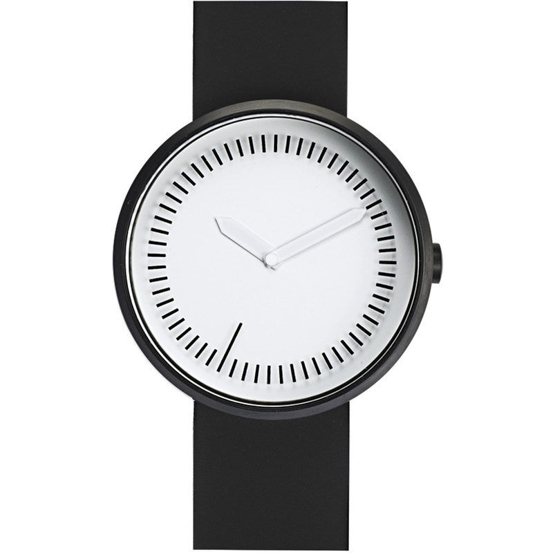 Projects Watches Meantime Watch | Black Silicone