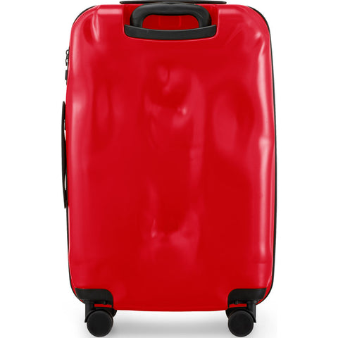 Crash Baggage Pioneer Medium Trolley Suitcase | Crab Red CB102-11