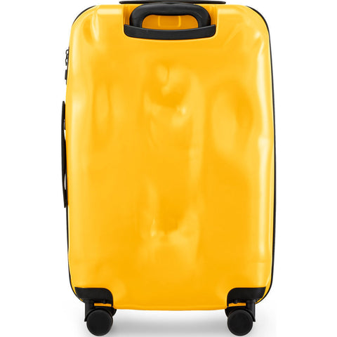 Crash Baggage Pioneer Medium Trolley Suitcase | Mustard Yellow CB102-04