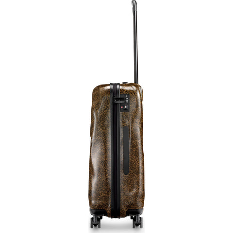 Crash Baggage Surface Medium Trolley Suitcase | Brown Fur CB122-31