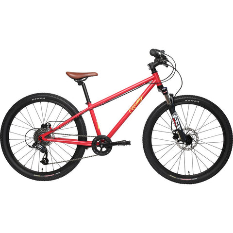 "Cleary Bikes Meerkat 24"" Front Suspension Bike 