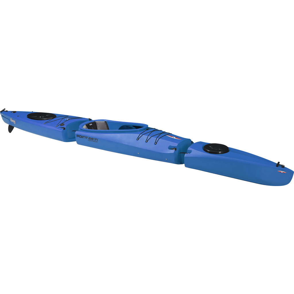 Point 65 Mercury GTX Modular Solo Kayak | Blue