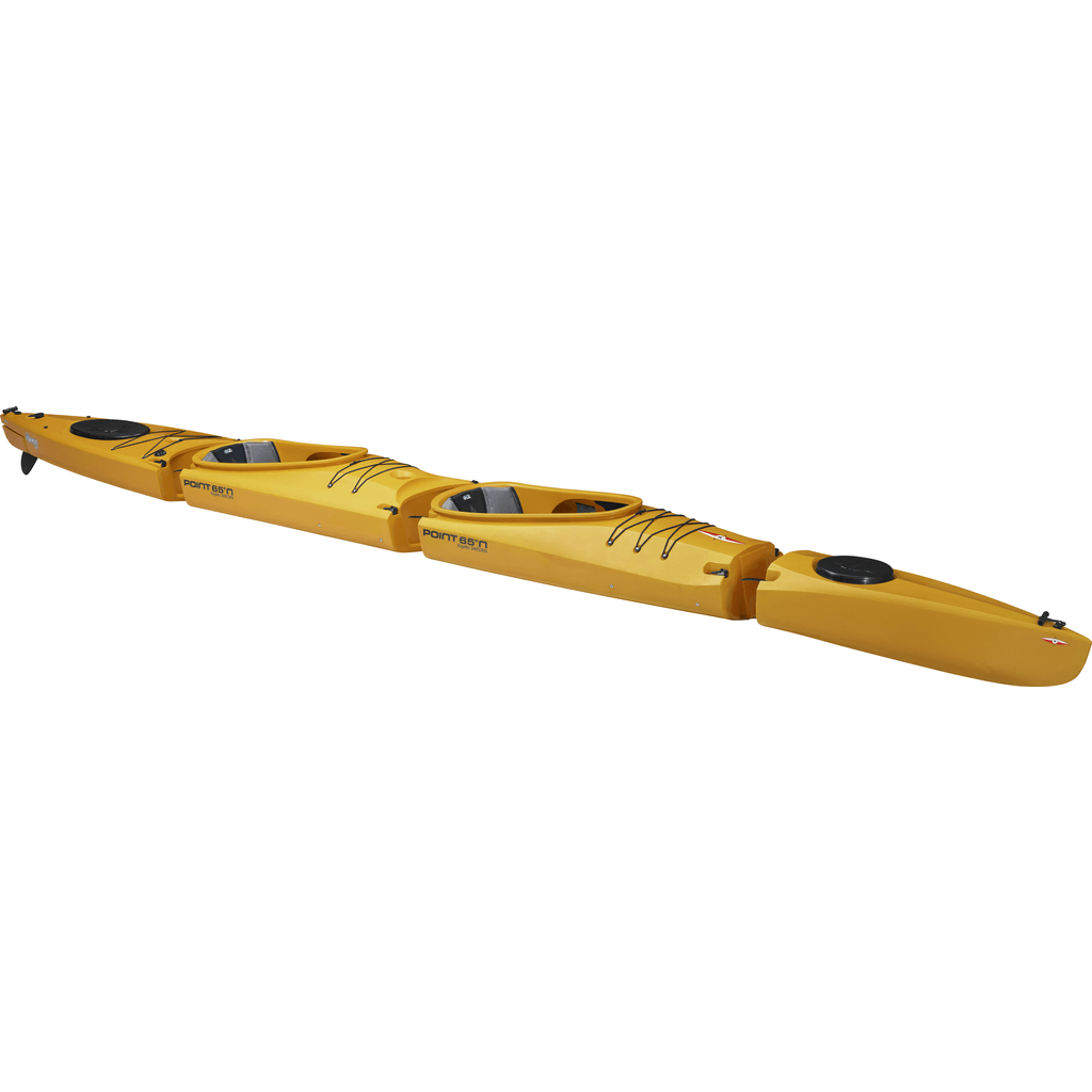 Point 65 Mercury GTX Modular Tandem Kayak | Yellow