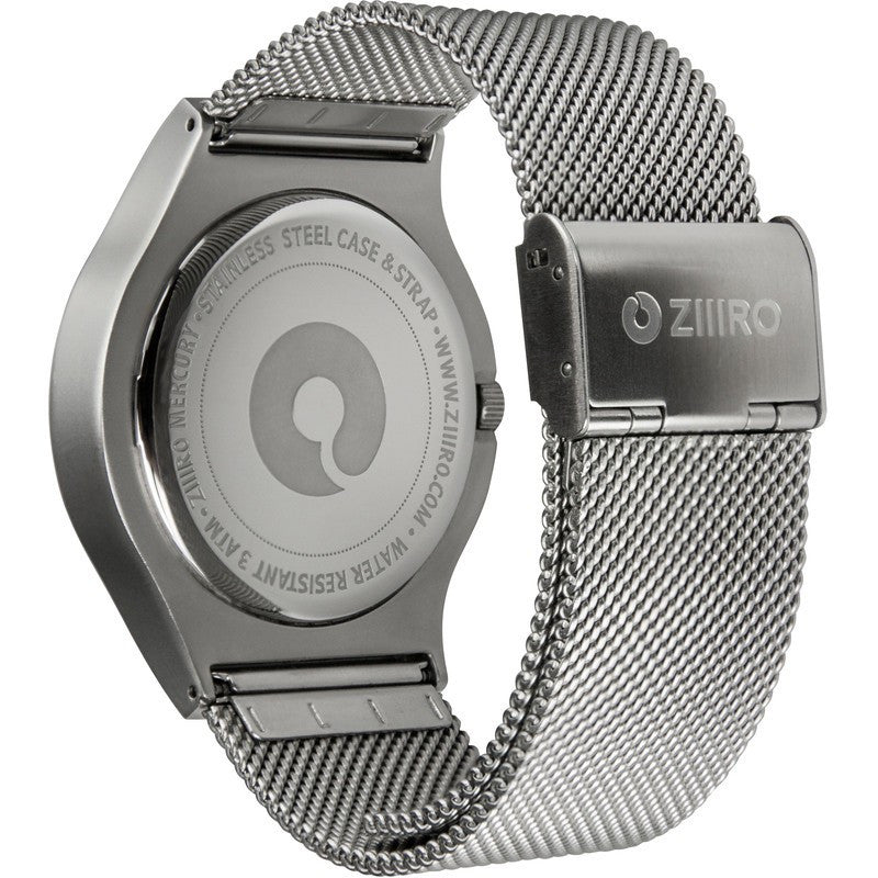 ZIIIRO Mercury Chrome - Ocean Watch | Z0002WS1
