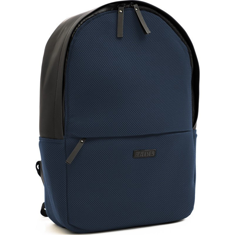 RAINS Waterproof Mesh Backpack | Blue