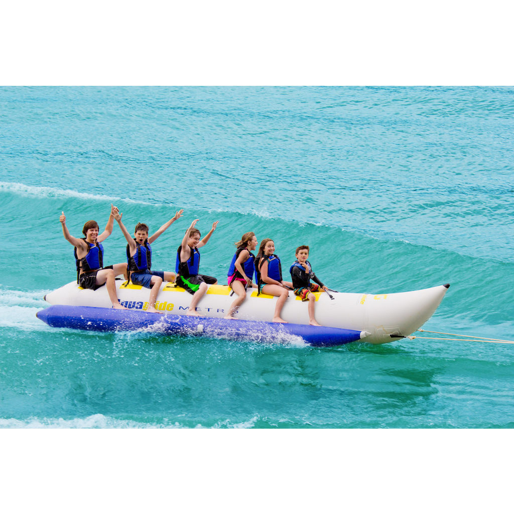 Aquaglide Metro Banana Boat | 6 people 58-5214009