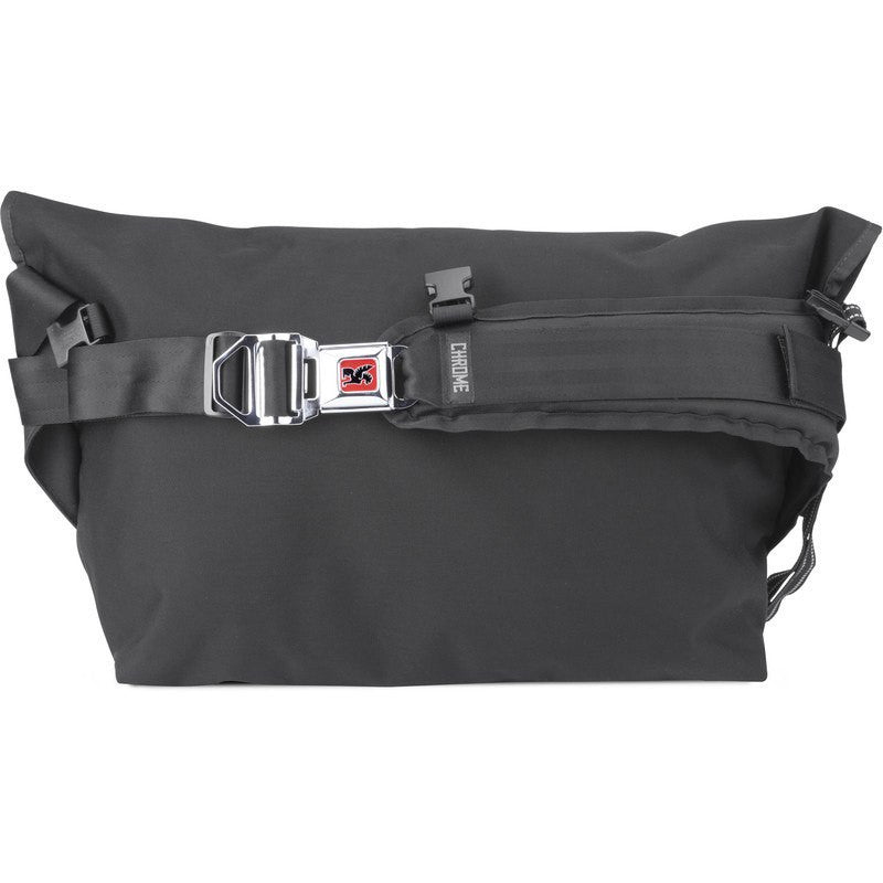 Chrome Metropolis Messenger Bag | Black/White