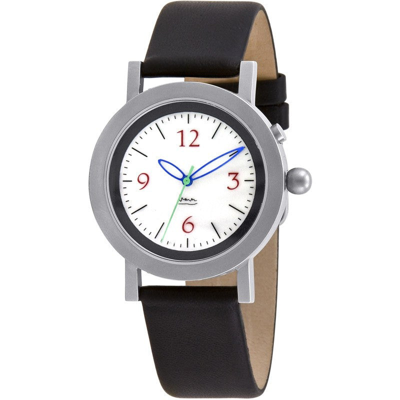 Projects Watches Michael Graves The Michelangelo Watch | White