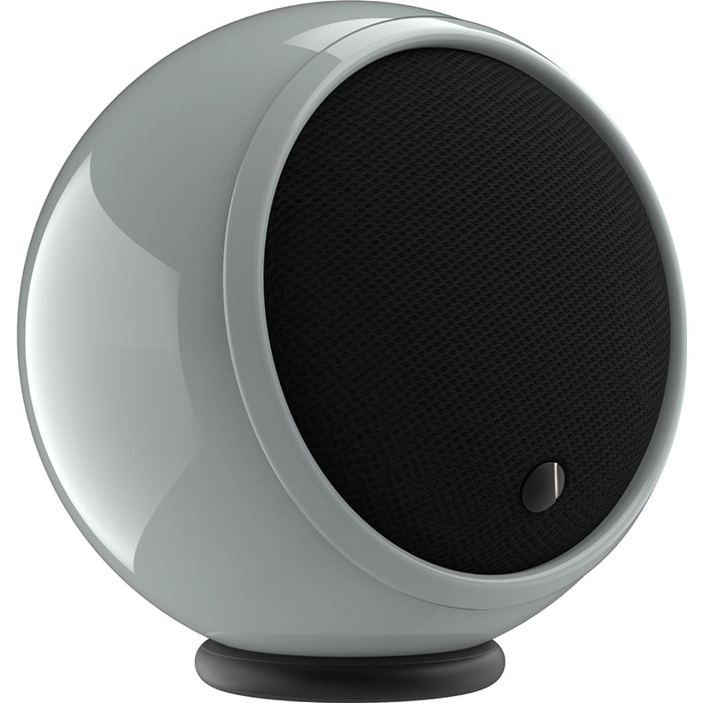 Gallo Acoustics Nucleus Micro Speaker | Urban Grey
