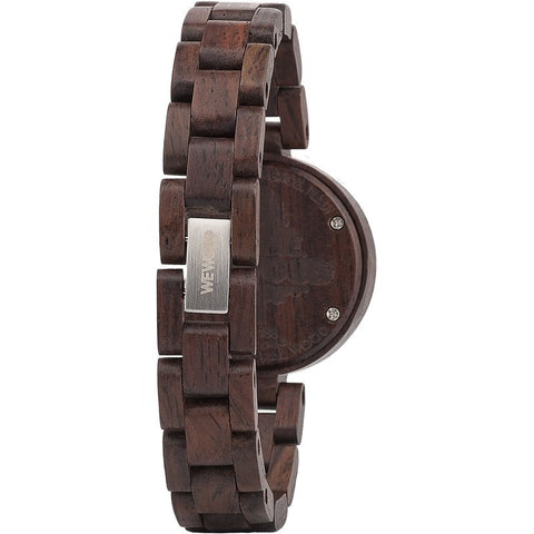 WeWood Mimosa Rosewood Wood Watch | Chocolate