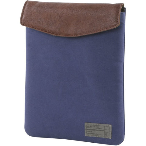 Hex Century iPad Air 1/2 Envelope | Blue Canvas