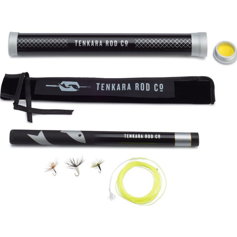 Tenkara Rod Co. Fly Fishing Package | Mini Teton mtpack