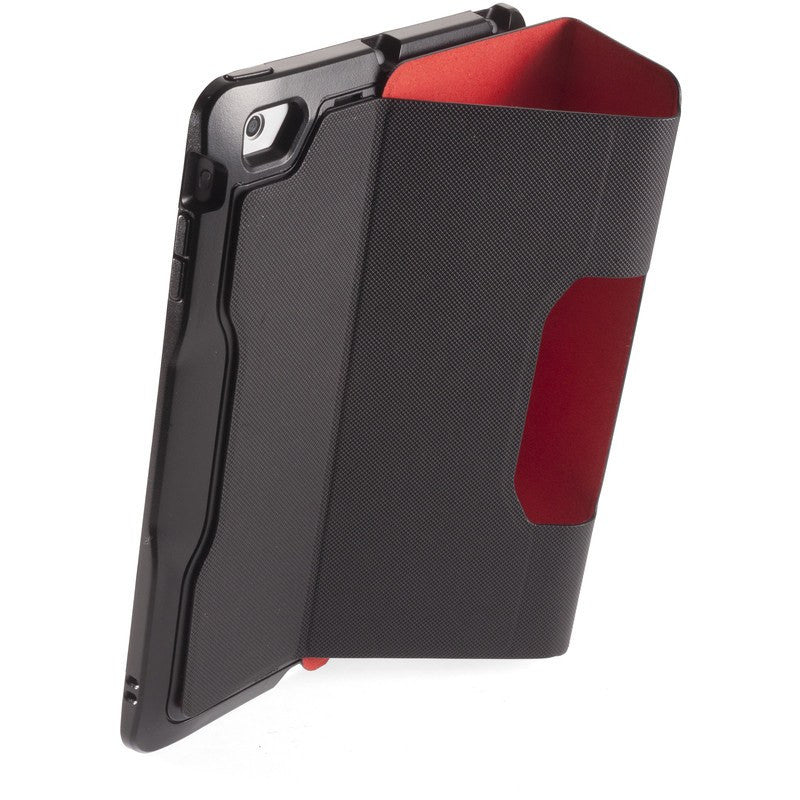 ElementCase Soft-Tec Pro Folio iPad Mini Case | Black/Red