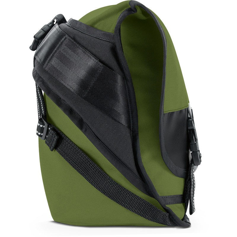 Chrome Mini Metro Messenger Bag | Olive/Black