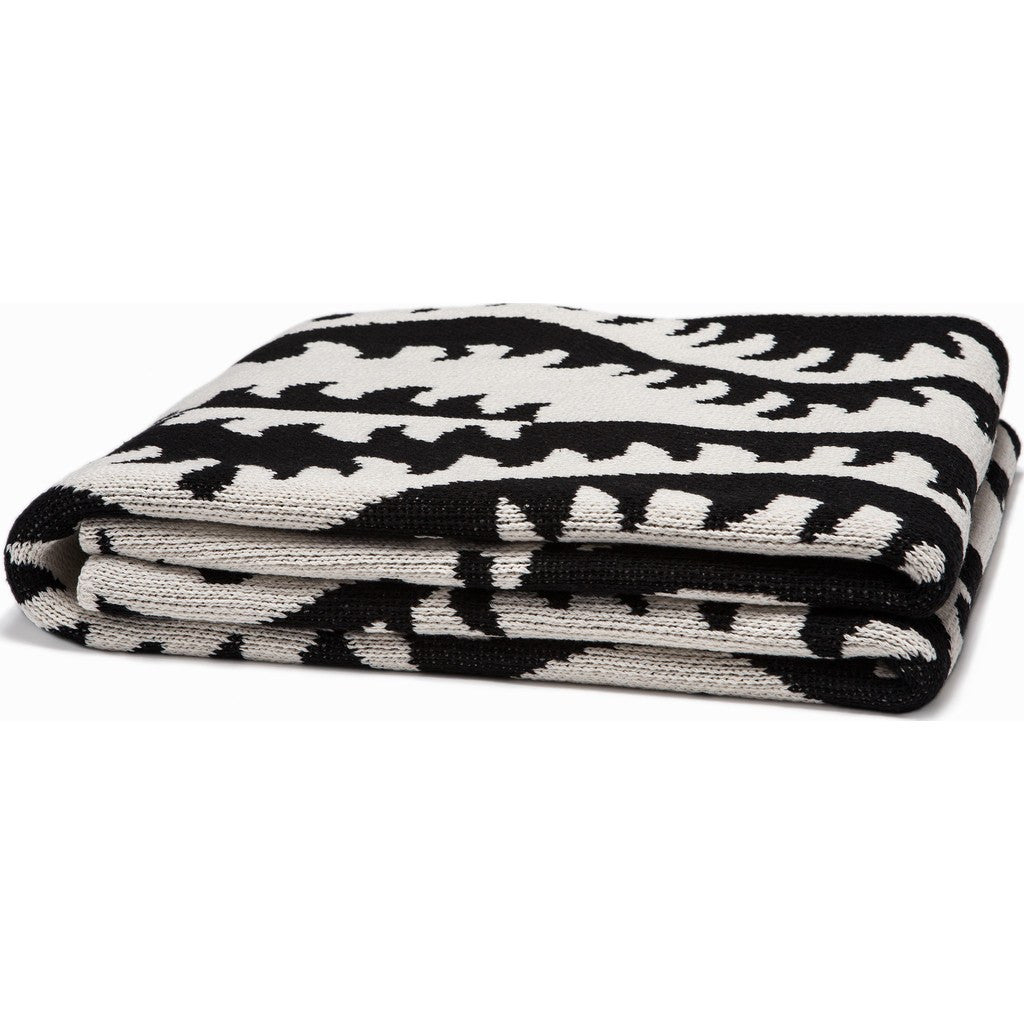 in2green Mirror Eco Throw | Black BL01MR1