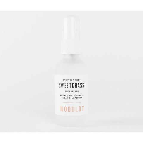 Woodlot  Everyday Floral Mist | Sweetgrass