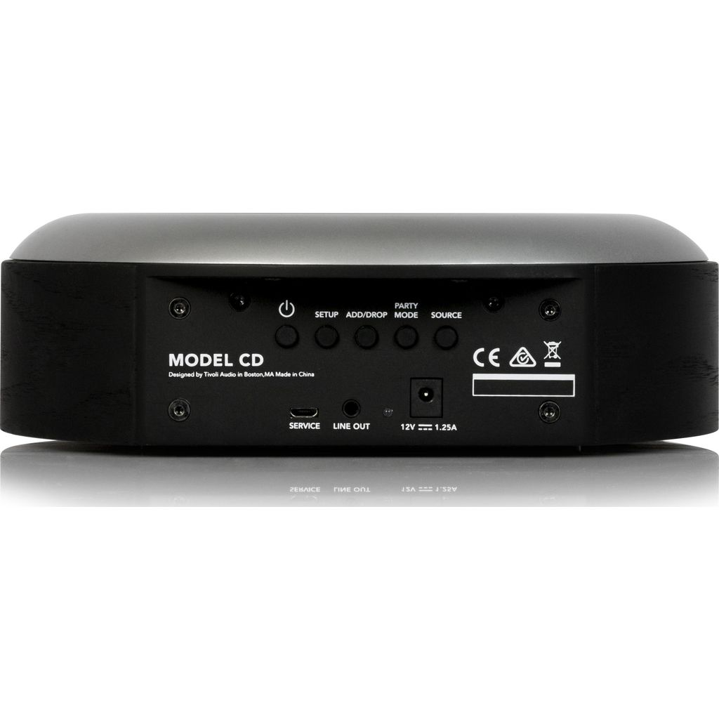 Tivoli Audio Model CD | Black