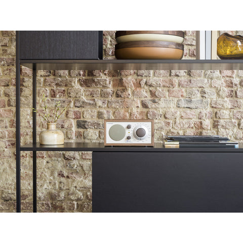 Tivoli Audio Model One BT Speaker Radio | Walnut- M1BTCLA