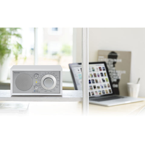 Tivoli Audio Model One BT Speaker Radio | White- M1BTWHT