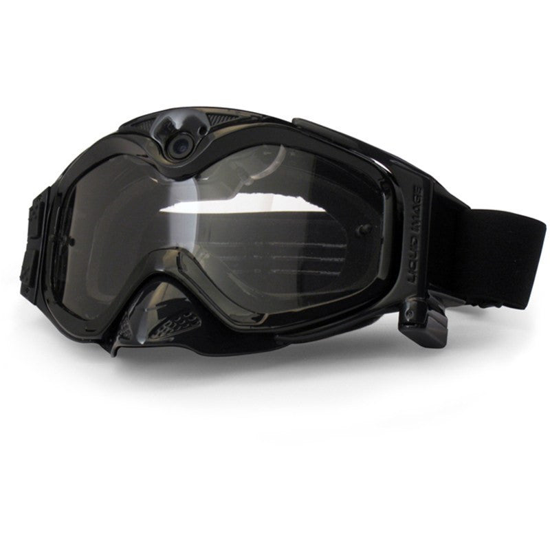 Liquid Image Model 365 1080P Impact Series MX Goggles | Black