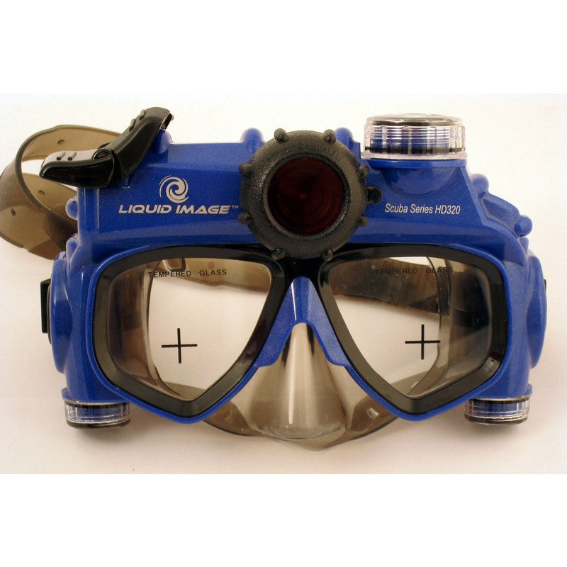 Liquid Image Model 372 Green & Blue Camera Mask Light Filters