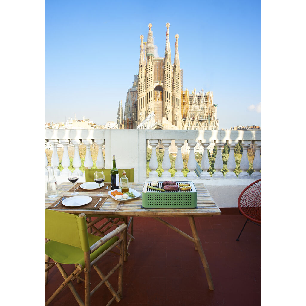RS Barcelona Mon Oncle Portable BBQ