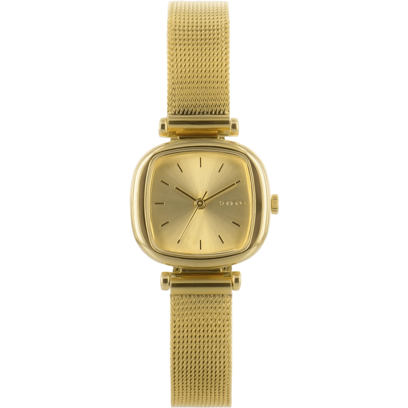 Komono Moneypenny Royale Watch | Gold KOM-W1242