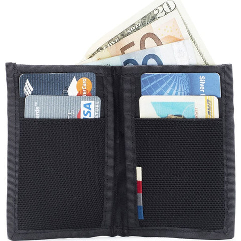 Lexdray Monte Carlo Wallet | Black/Gray