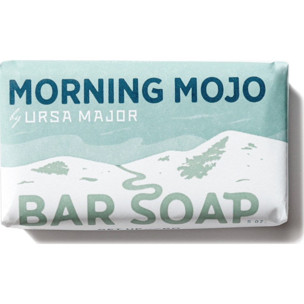 Ursa Major Morning Mojo Bar Soap | 5 oz