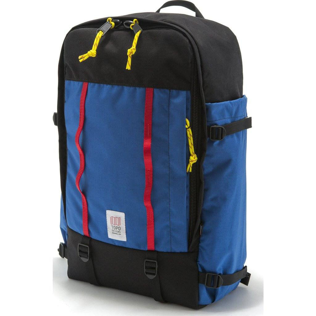 Topo Designs Mountain Daypack Backpack | Royal Blue
