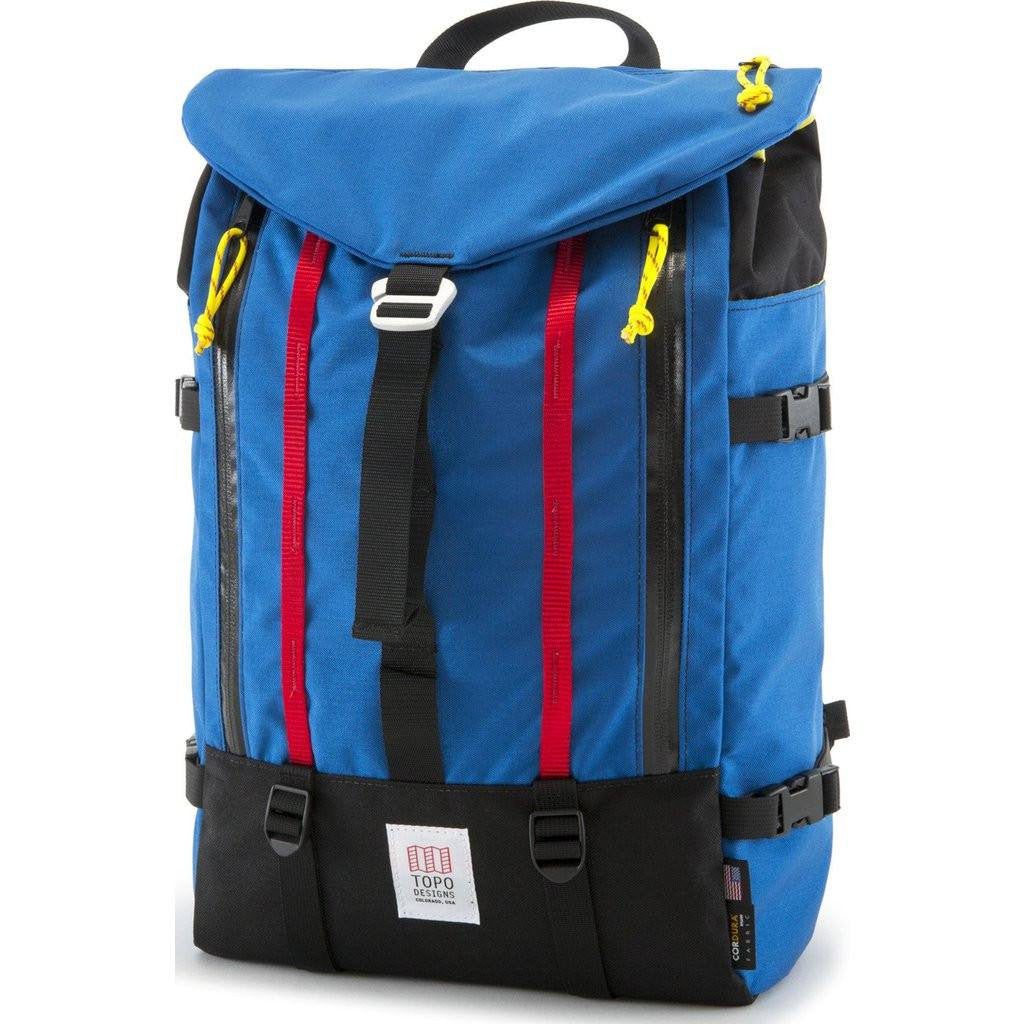 Topo Designs Mountain Pack Backpack | Royal Blue