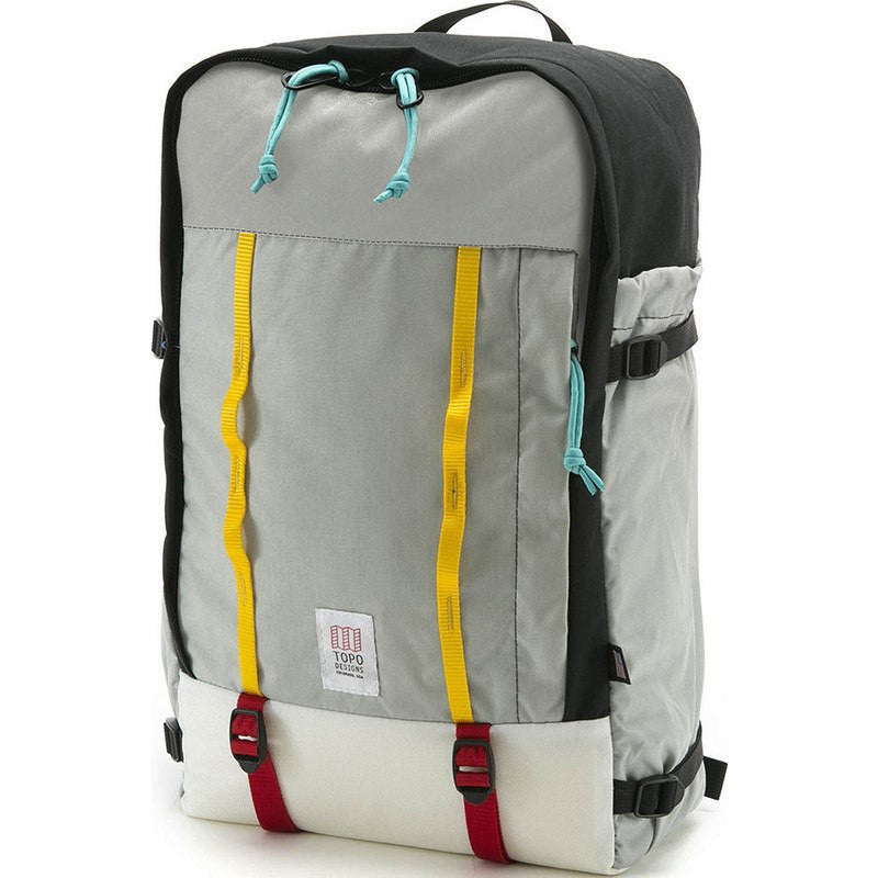 Topo Designs Mountain Daypack Backpack | Silver