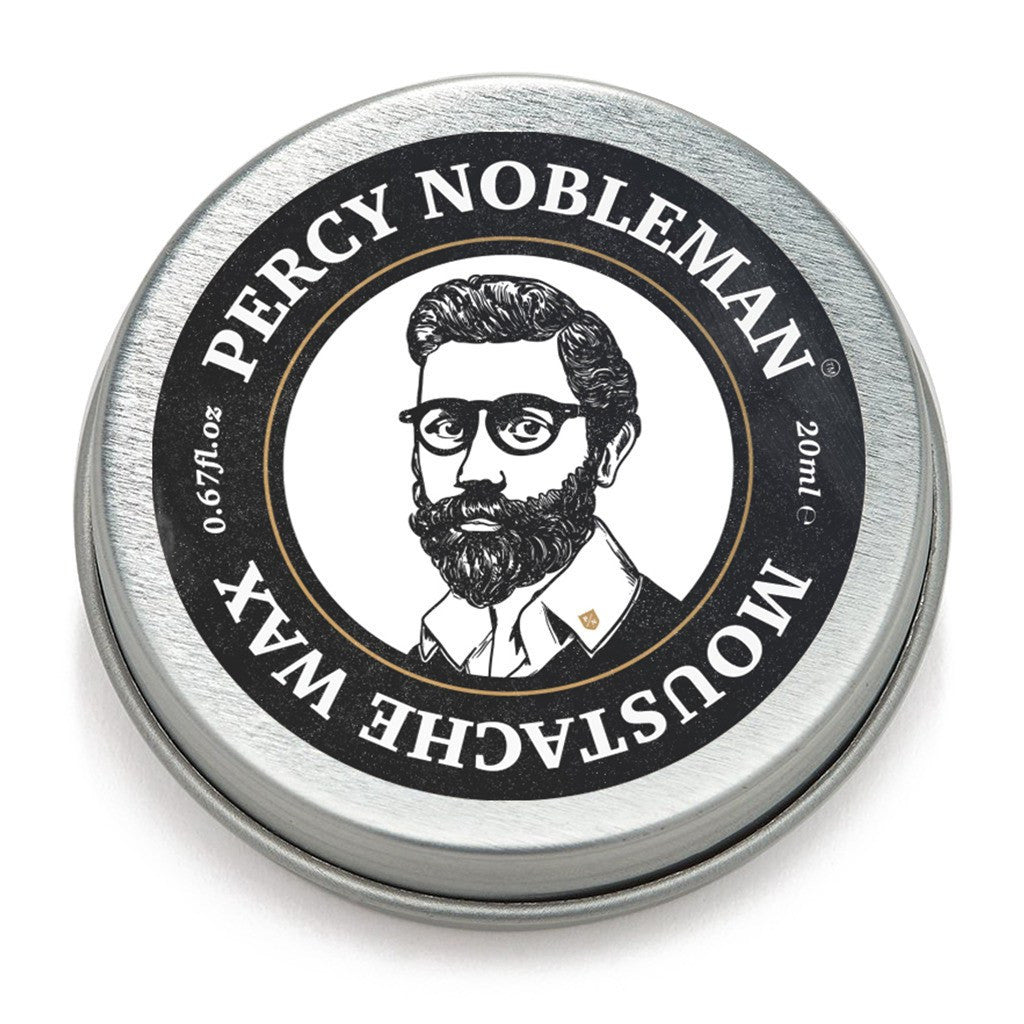 Percy Nobleman Moustache Wax-6430457