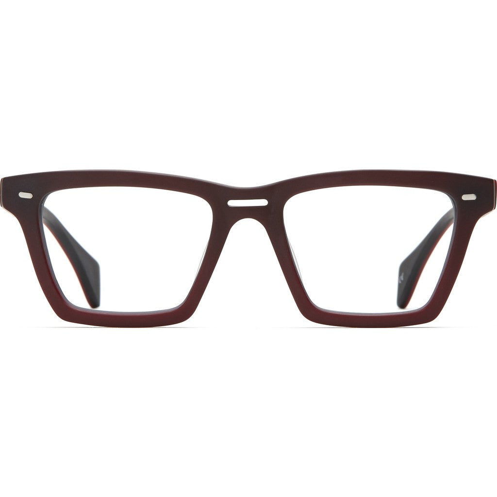 Article One Mozambique Glasses | Matte Maroon AOMOZ09RX