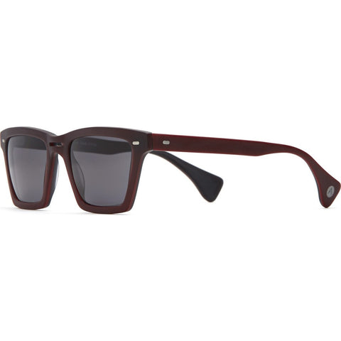 Article One Mozambique Sunglasses | Matte Maroon AOMOZ09