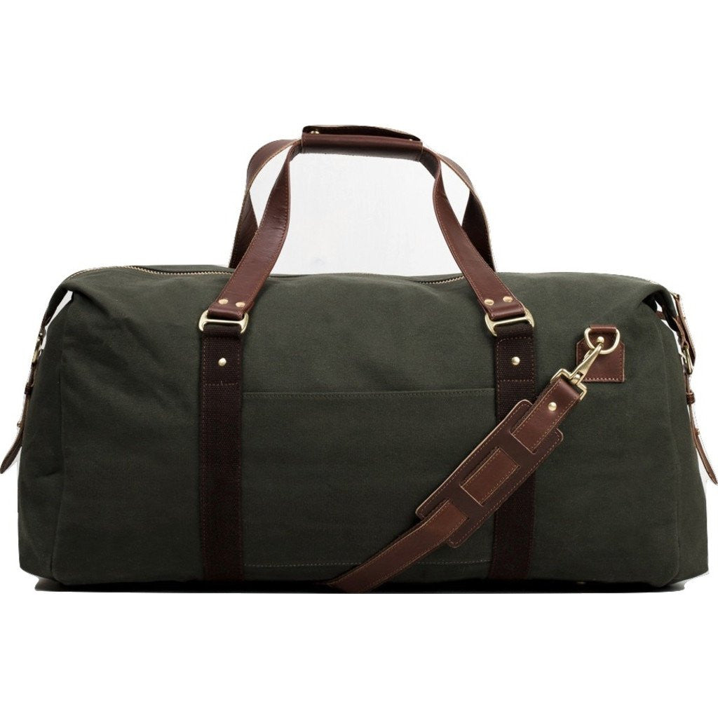 United By Blue Mt. Drew Duffel | Moss DREWDUF-MS