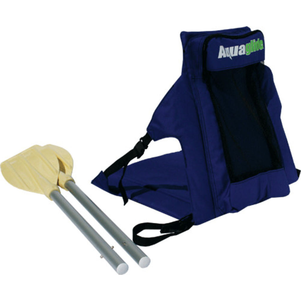 Aquaglide Multisport Kayaking Kit | Blue/Gray/Yellow 58-5101000