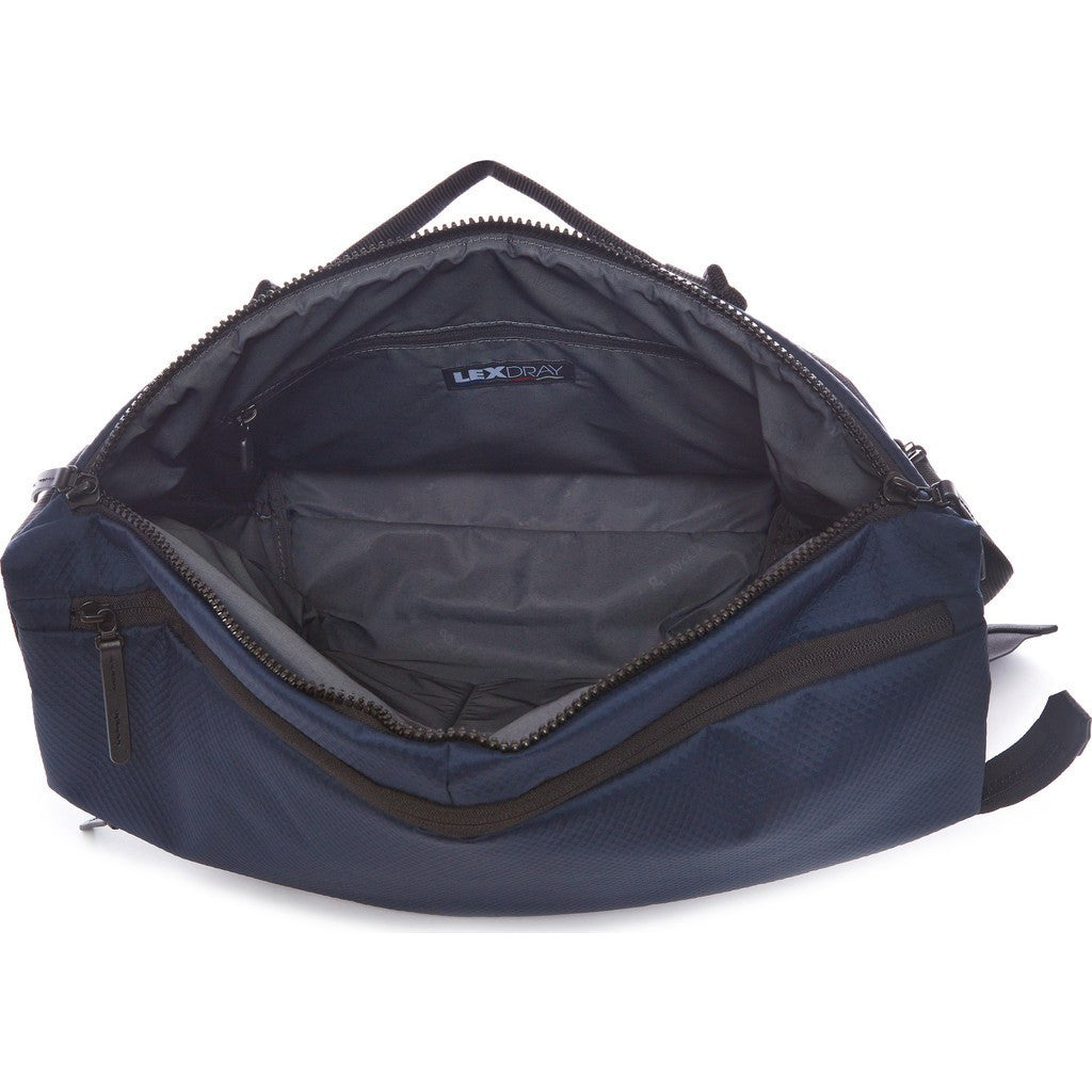 Lexdray Mumbai Messenger Bag | Dark Navy 16105-NPC