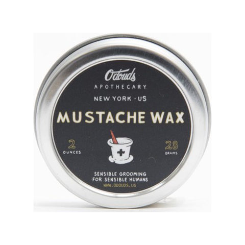 O'douds Apothecary Mustache Wax