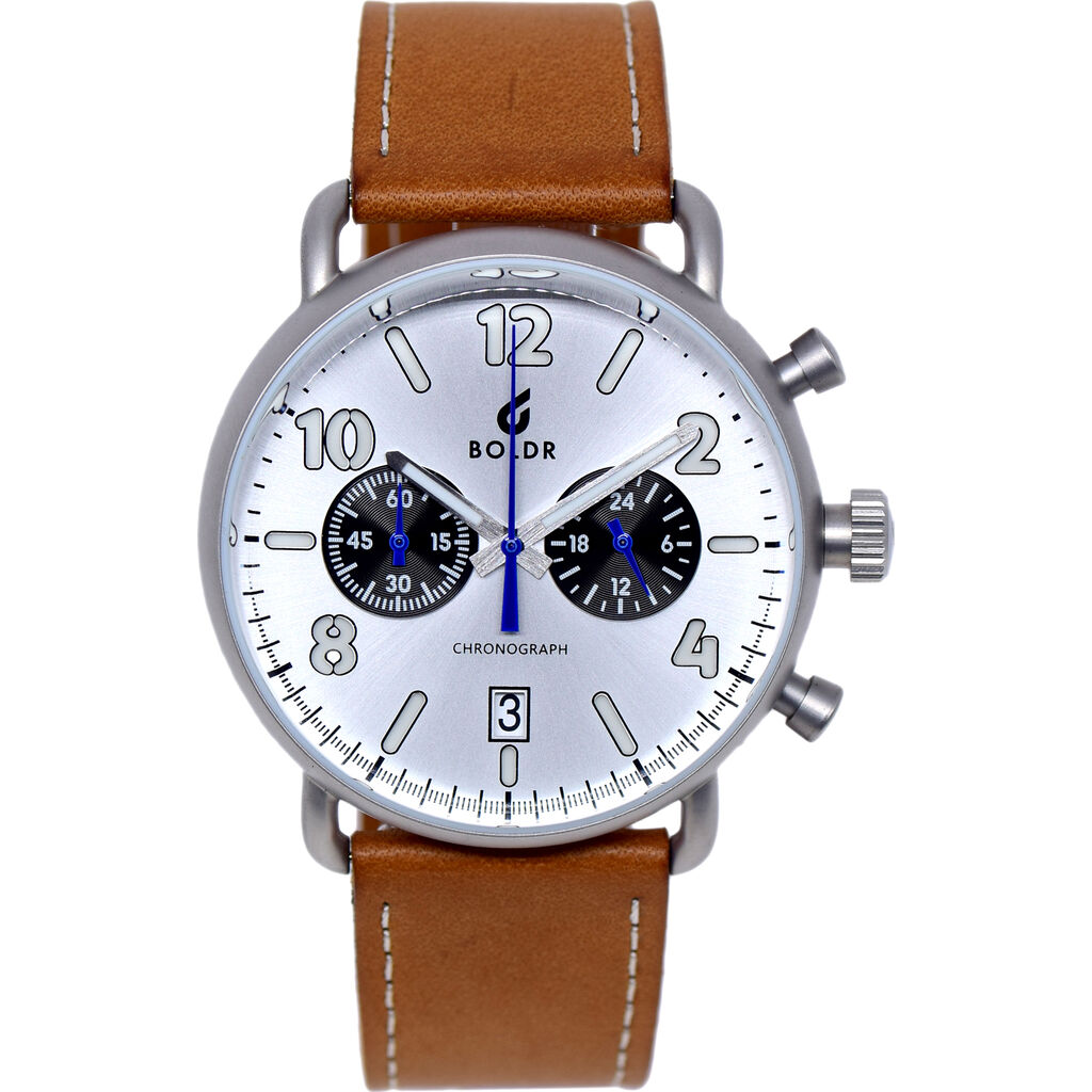 BOLDR Journey Chronograph Watch | Mustang