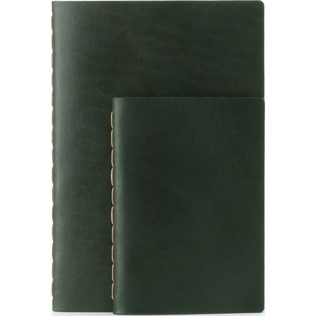 Ezra Arthur Medium Notebook | Green Nbm24