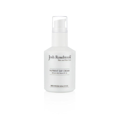 Josh Rosebrook Nutrient Day Cream | Broad Spectrum SPF 30 2 Fl Oz