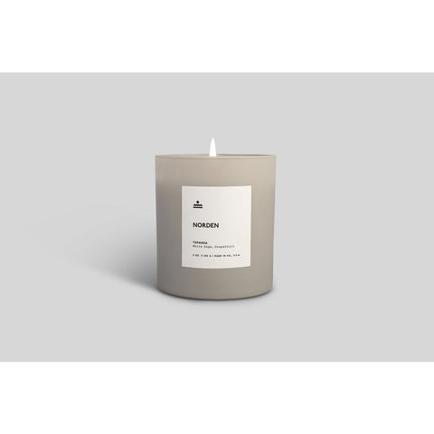 Norden Goods Topanga Glass Candle |  9 Oz