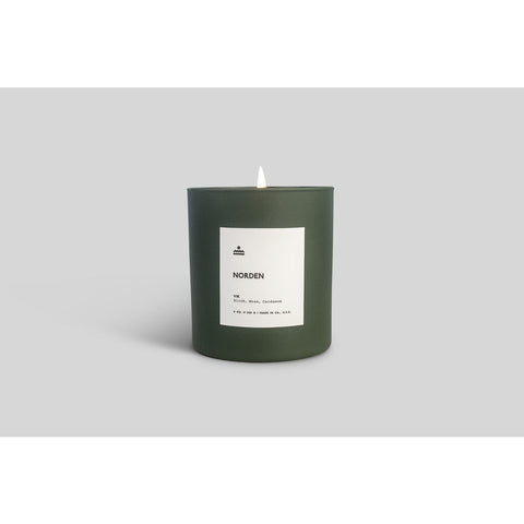 Norden Goods Vik Glass Candle | 9 Oz