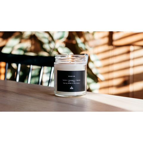 Norden Goods Grove Jar Candle | 8 Oz