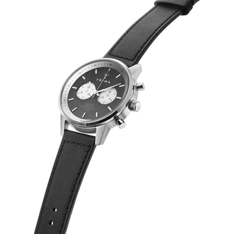 Triwa Slate Nevil Watch | Black NEST118-SC010112