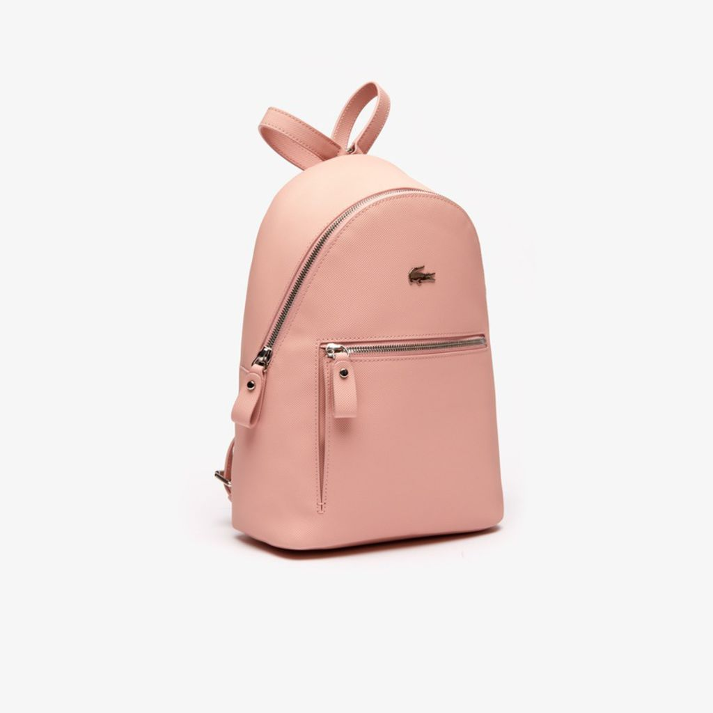 Lacoste Women's Daily Classic Backpack | Mellow Rose- nf2773dc