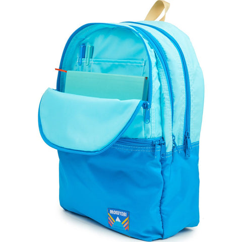 Mokuyobi Nilson Backpack | Light Blue/Aqua NILS01