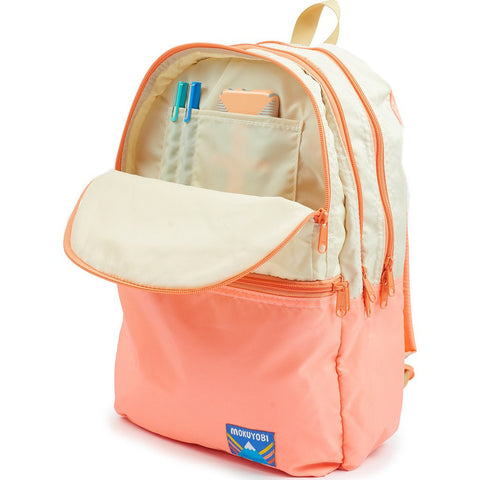 Mokuyobi Nilson Backpack | Bone/Coral NILS02