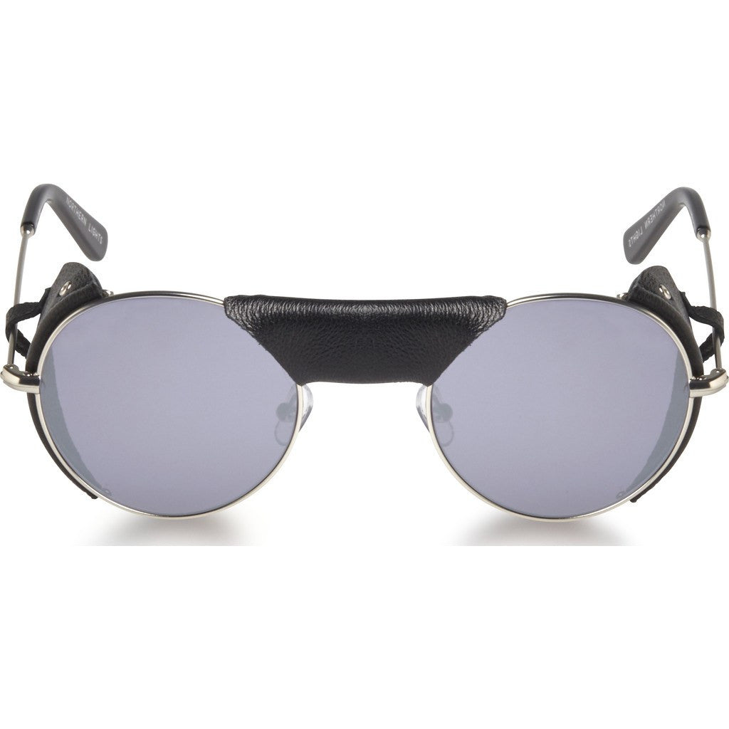 Northern Lights NL12L Chrome Sunglasses | Silver Mirror NL12L-040-SMIR